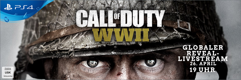 Call of Duty WW II vorbestellen