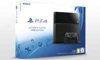 PlayStation 4 1 TB Ultimate Player Edition