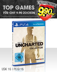 Uncharted The Nathan Drake Collection 9.90er